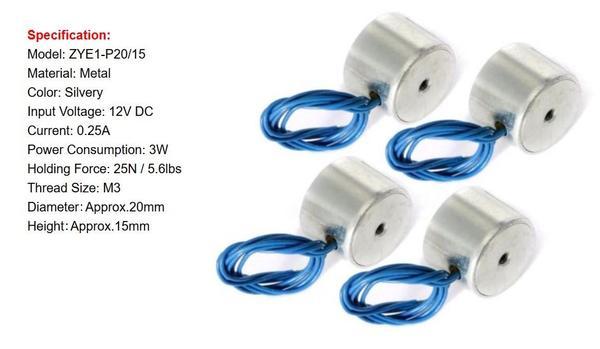 uncoupling coils