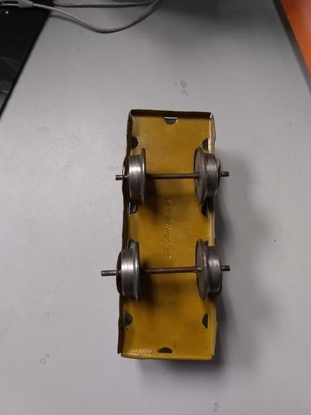 bauer cocked axles