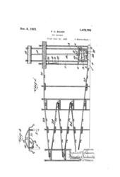 bauer gravity railway three loop patent 1923