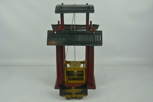 bauer gravity railway three loop w box