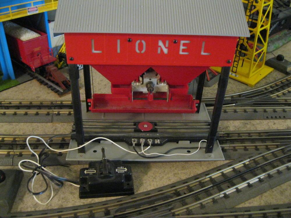various lionel operating accessories o gauge railroading. Black Bedroom Furniture Sets. Home Design Ideas