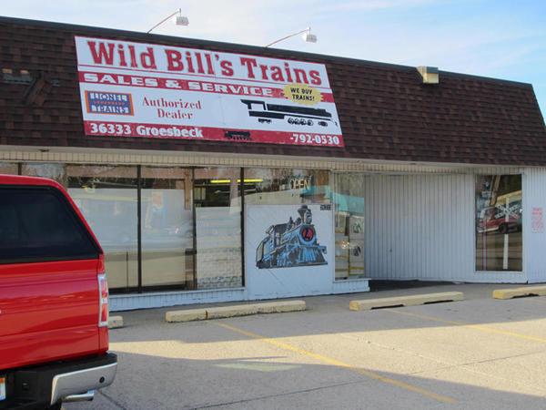 1 Wild Bill's Trains