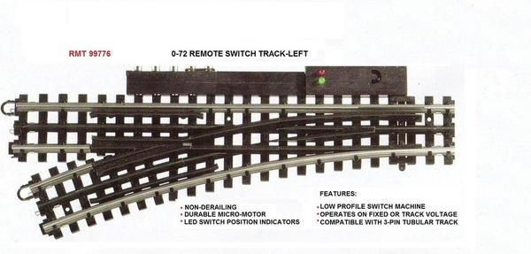 RMT-99776 LEFT 0-72 REMOTE SWITCH