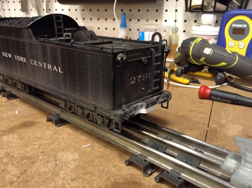 image lionel nyc l2a o gauge railroading on line forum  at fashall.co