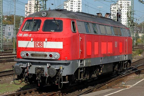 V160 Family DB 218 395-2