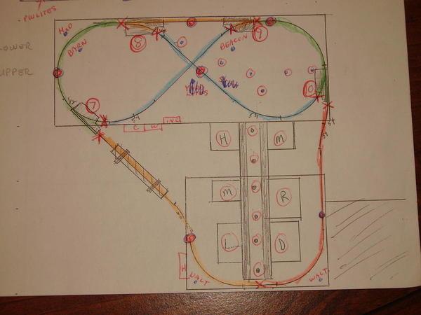 step 1f - Electrical - upper