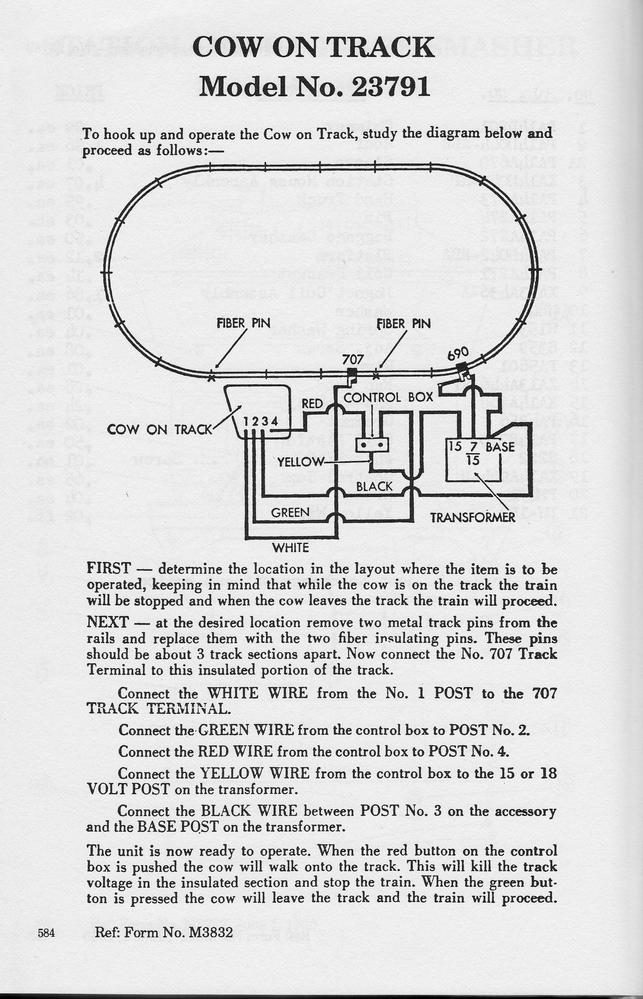 wiring diagram for american flyer cow on track needed o lionel train wiring diagrams switch lionel train engine wiring diagram