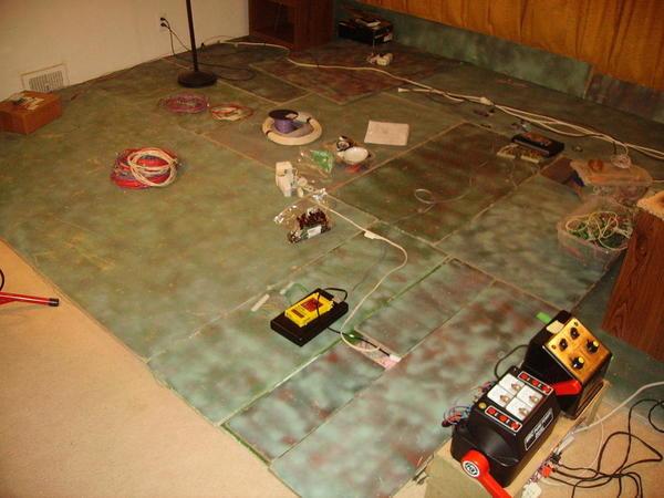 step 3a - Wiring