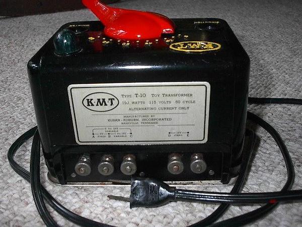 Kusan T-10 190 watt transformer