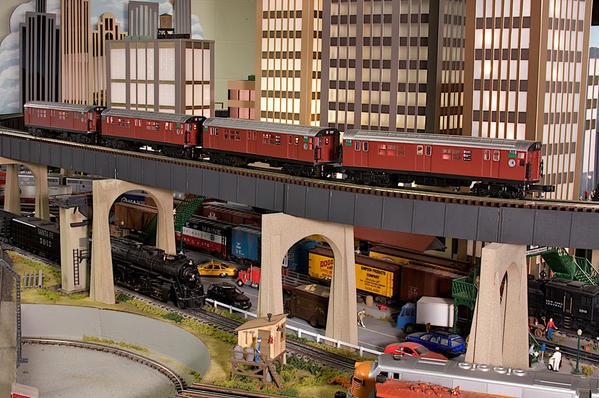 Elevated Line 002