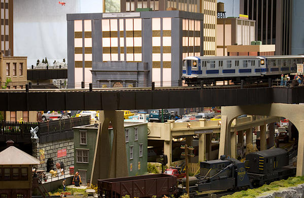 Elevated Line 020