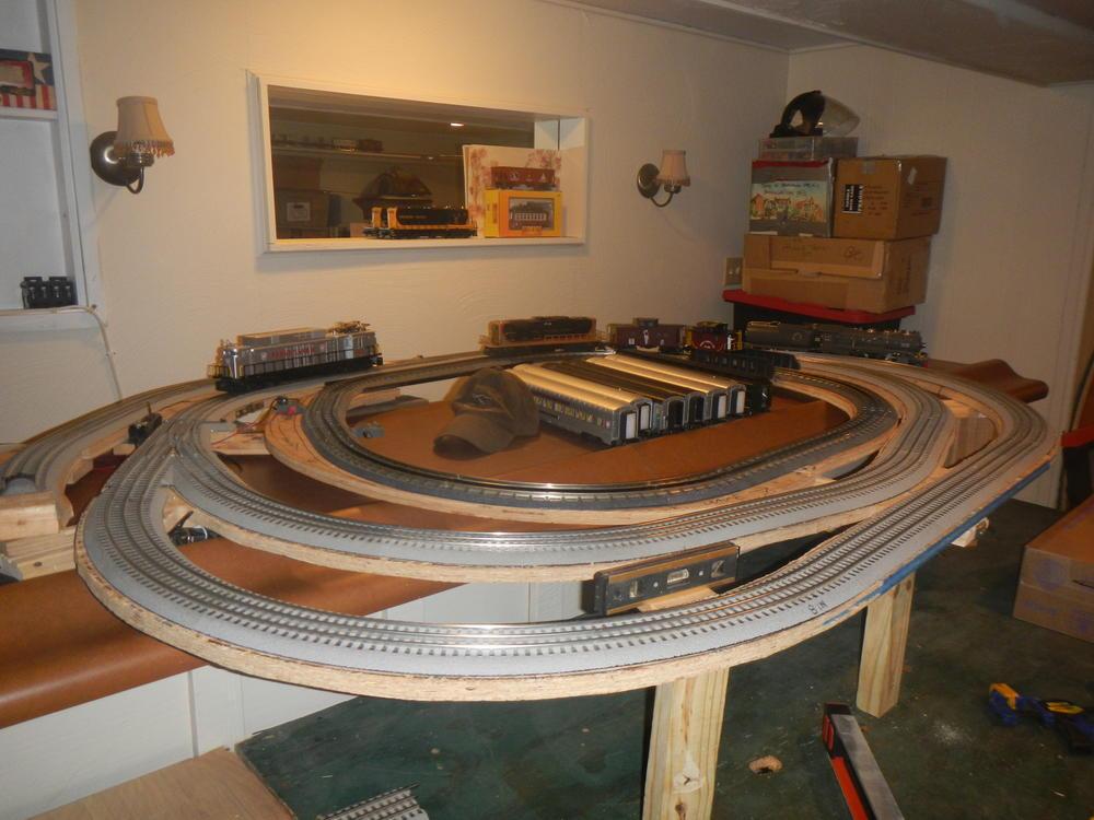lionel fast track switches o gauge railroading on line forum. Black Bedroom Furniture Sets. Home Design Ideas