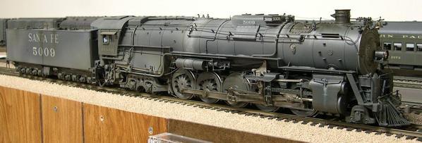 ATSF 5009 class