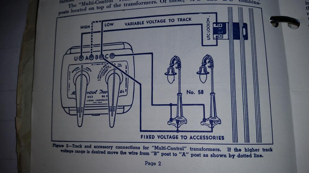 Wiring Diagram Lionel Cattle Car : When in doubt read the instructions o gauge railroading on line forum