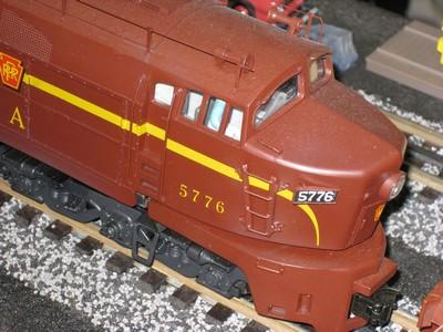 PRR models#3 002