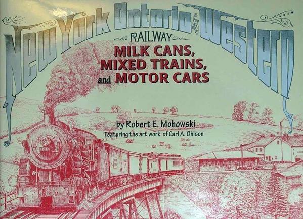 mohowski O&W milk book