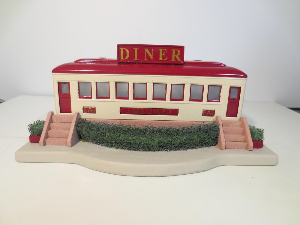 Lionel 442 Diner Restoration O Gauge Railroading On Line