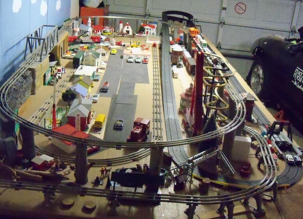 Adding Slot Car To Layout O Gauge Railroading On Line Forum