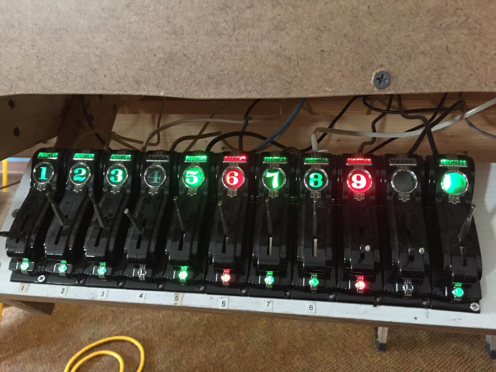 Fastrack Switch Wiring and Operation   O Gauge Railroading On Line ForumO Gauge Forum
