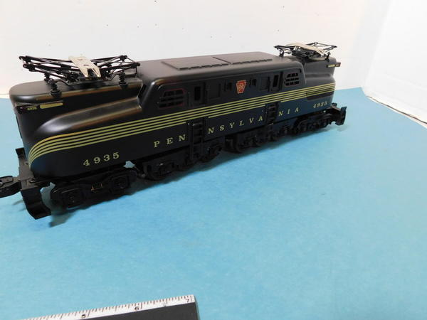 Trains GG1 J 002