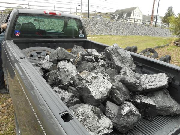 Mine Car Coal Load 4 25 2019 002