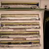 Weaver 1221L  D&H 80' Scale Alum Passenger Car 5-PAC w silh - Sample PhotoA