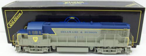 Weaver G1342LP D&H U25B Powered Diesel with ProtoSounds - PHOTO1