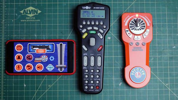 4 LC Bluetooth DCS Universal Remote