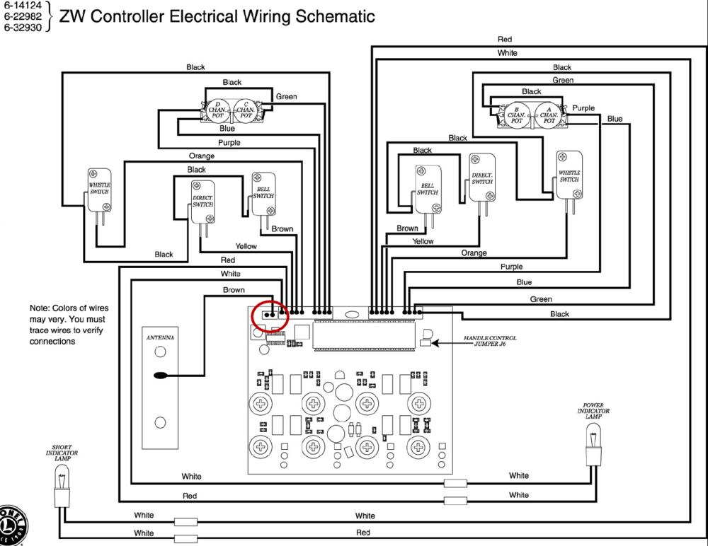 [SCHEMATICS_4JK]  ZW-C Firmware Upgrade Issue for Legacy | O Gauge Railroading On Line Forum | Zw Wiring Diagram |  | O Gauge Forum