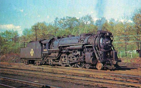 Erie loco NJ