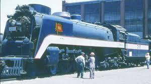 Image result for Wabash RR 700 hudson