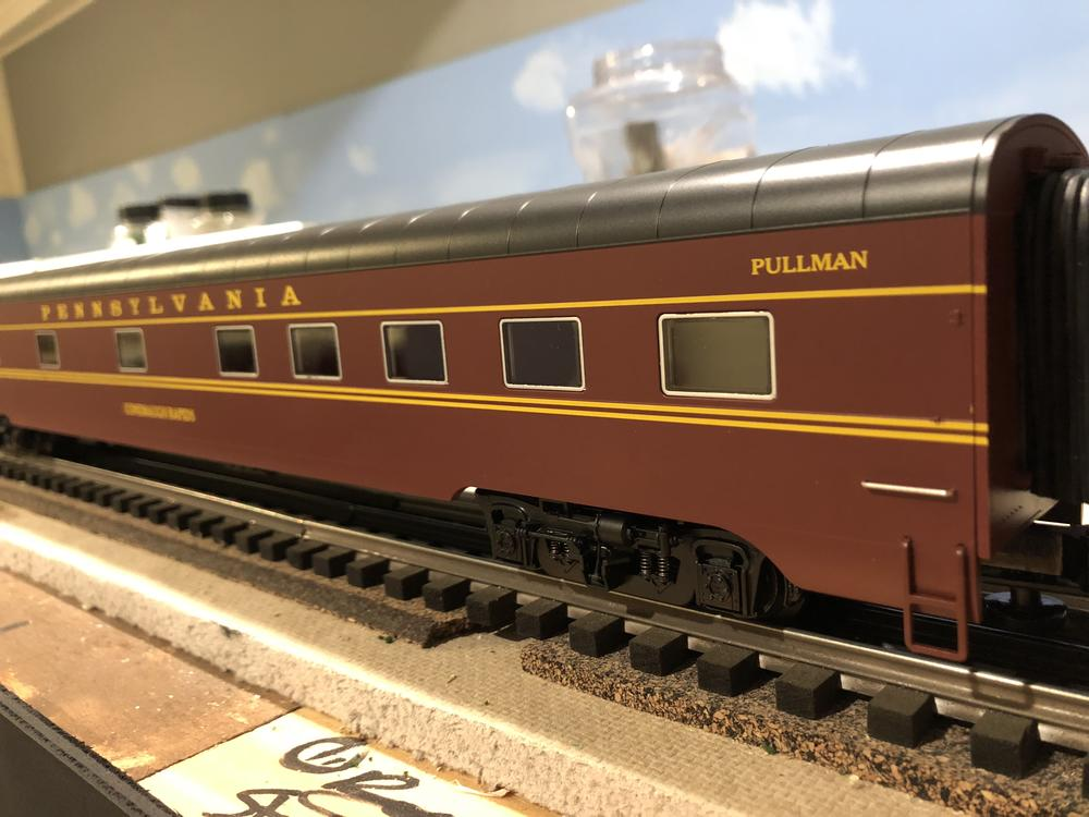 New Lionel Pennsy Broadway Limited 21 Inch Passenger Cars