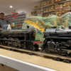 Marescot Etat Pacific and Lionel 700E scale Hudson 3