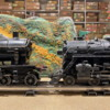 Marescot Etat Pacific and Lionel 700E scale Hudson 6