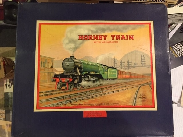 Hornby Set 2 box
