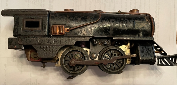 AF Type XX loco