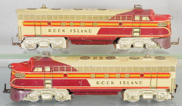 unique 2000 rock island pair