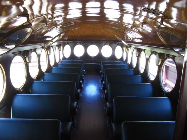 McKeen interior 4
