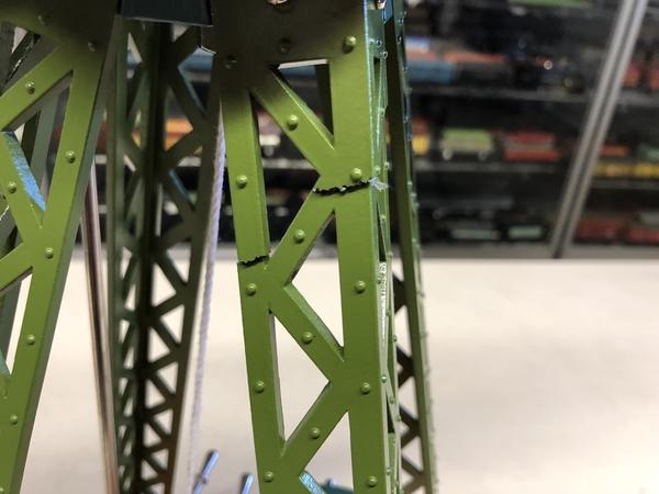 Crane Leg 1