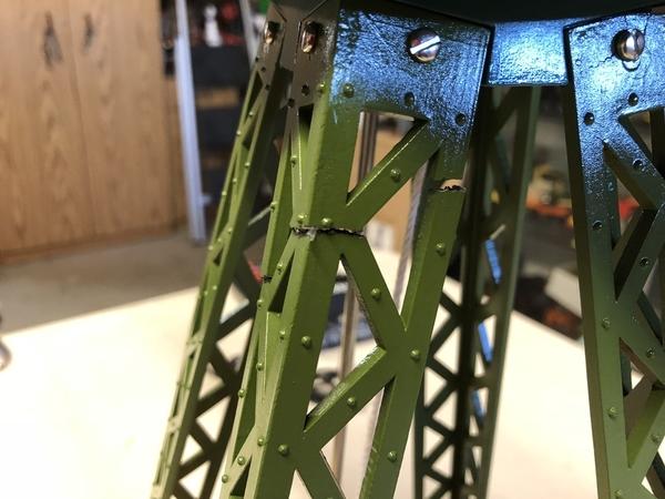 Crane Leg 2
