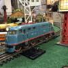 Moskobel electric loco 1