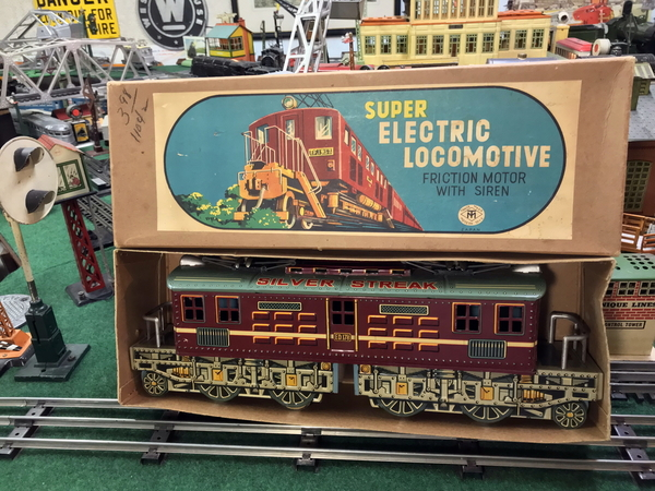 Super Electric Locomotive