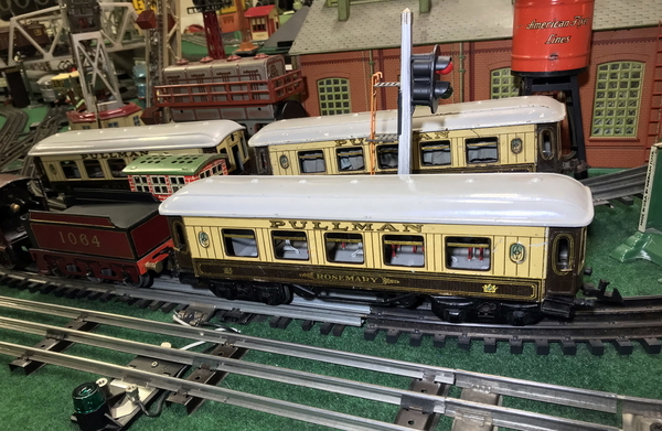Bing O gauge Pullmans 3