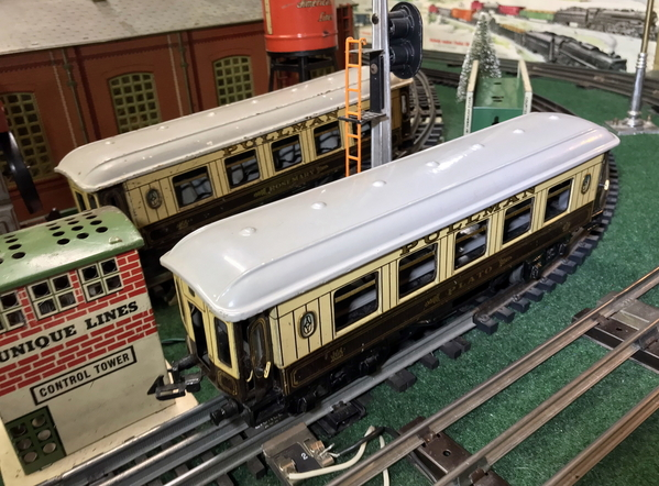 Bing O gauge Pullmans 4