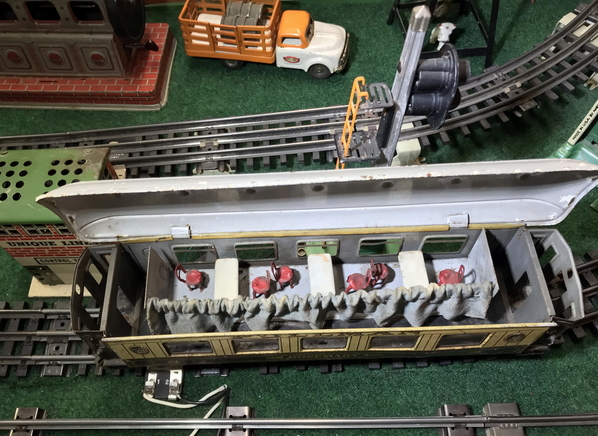 Bing O gauge Pullmans 5