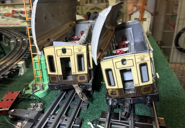 Bing O gauge Pullmans 7