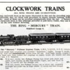 Mercury train from 1926 catalog