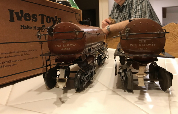 Ives 190 tank cars 3