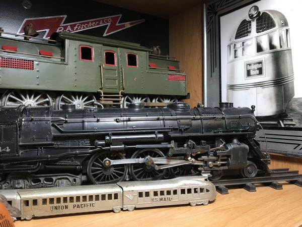Tootsie Toy streamliner 3