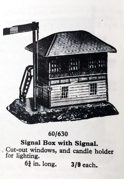 Bing 1928 catalog page